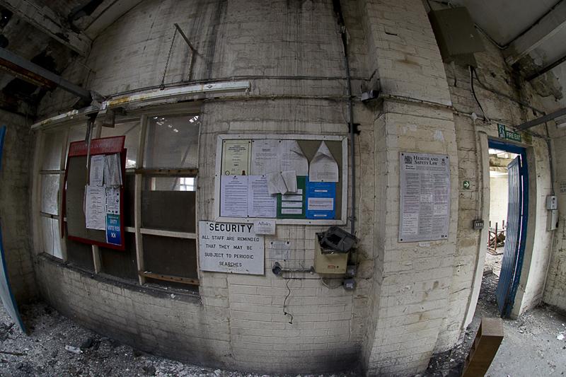 Noticeboard.