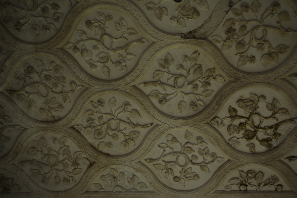 Another ornate ceiling.