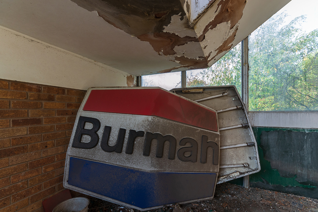 Burmah Castrol, Stanlow - October 2017