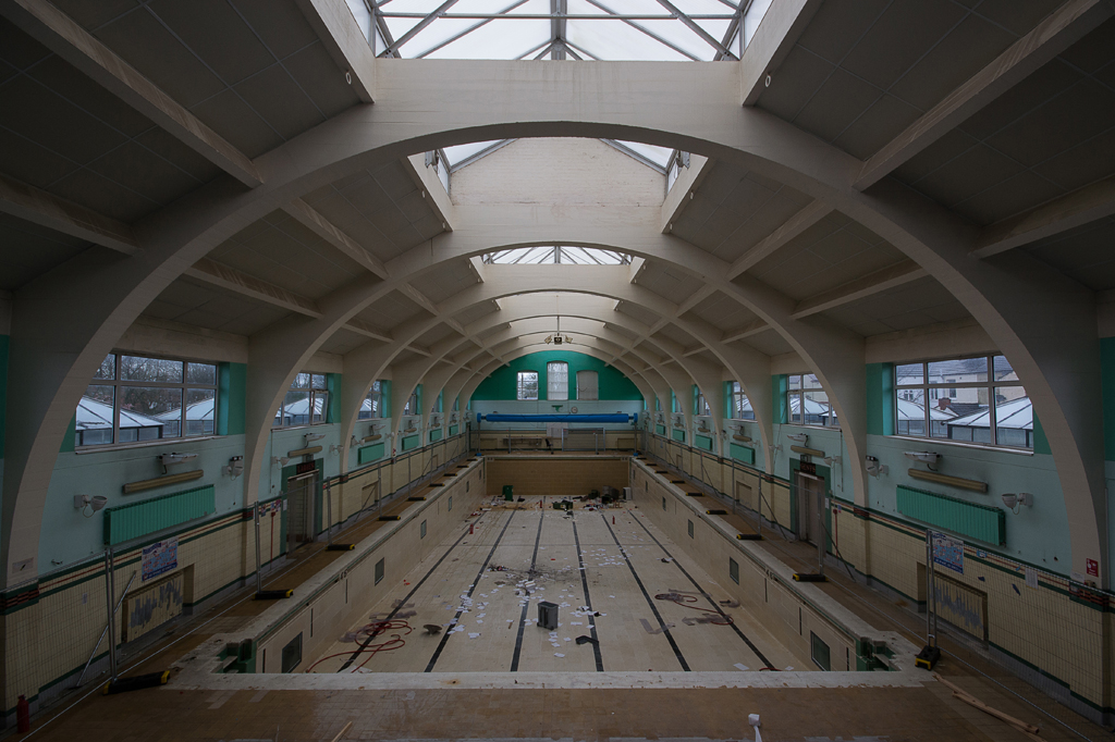 Crewe Corporation Public Swimming Baths March 2017 Tom