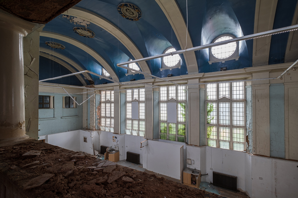 Heanor Grammar School, Derbyshire - June 2020
