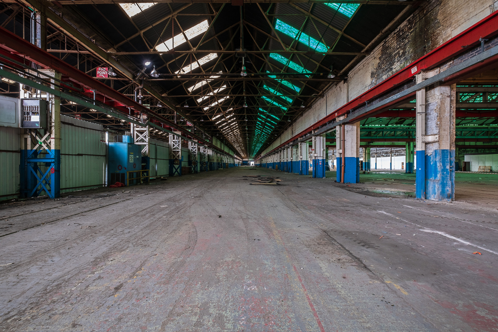 The Metropolitan Cammell Carriage and Wagon Co. - Midland Works - Washwood Heath - December 2018