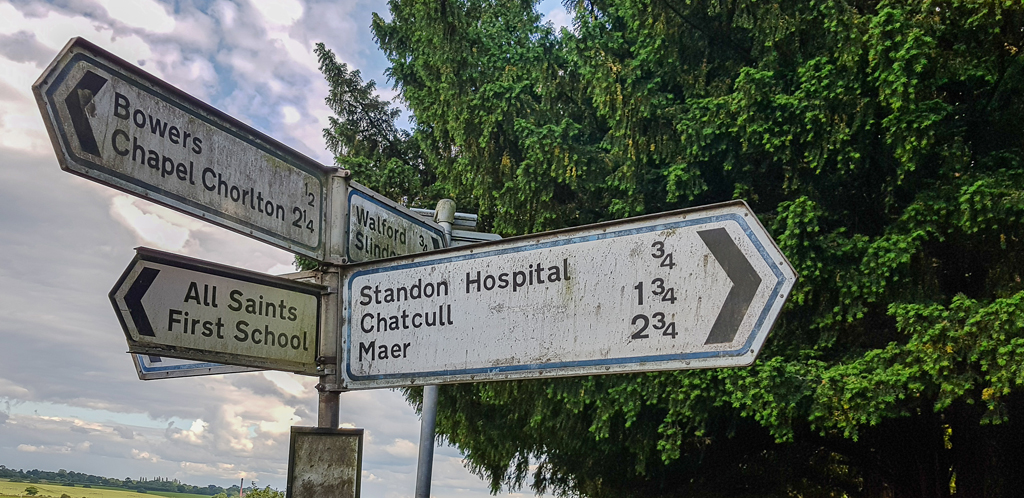 Standon Hall Hospital/Beeches Care Home, Staffordshire - June 2020
