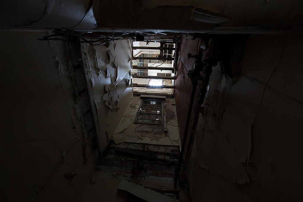Collapsed Floors