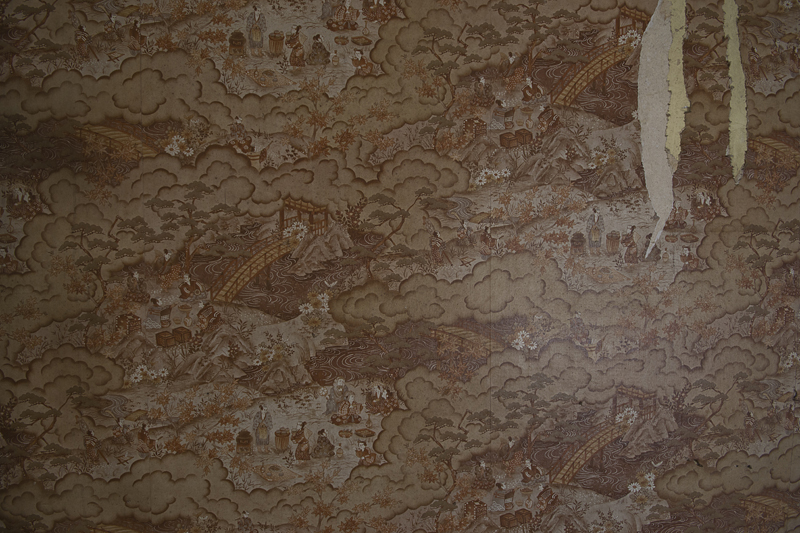 One example of wall paper.