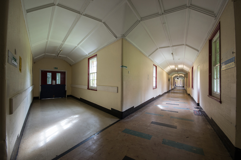 Cardiff City Asylum, Whitchurch - August 2017