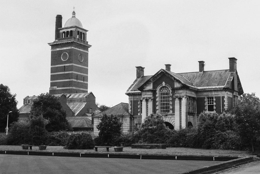 Cardiff City Asylum, Whitchurch - August 2021