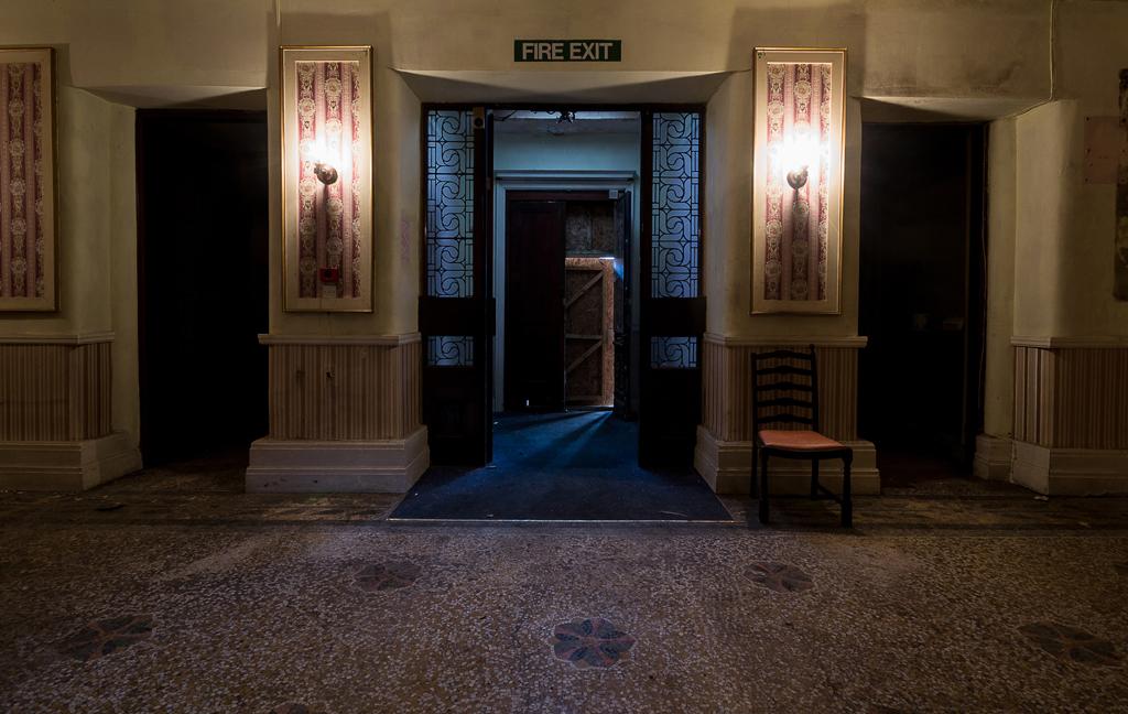 Entrance hall.