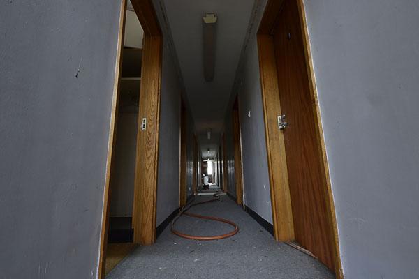 Typical corridor.